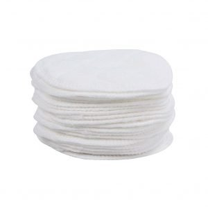 reusable cotton breast pads