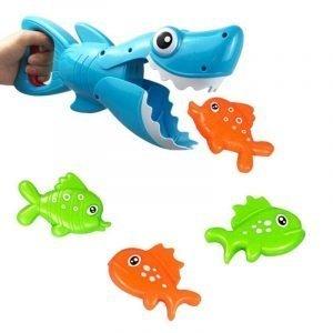 shark grabber toy