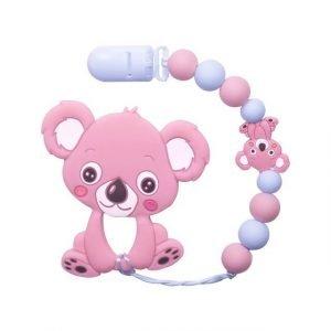 baby silicone animal teether