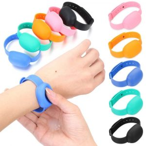 hand sanitizer wristbands