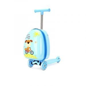 kids luggage scooter