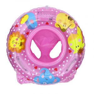 Inflatable Baby Swim Ring Float